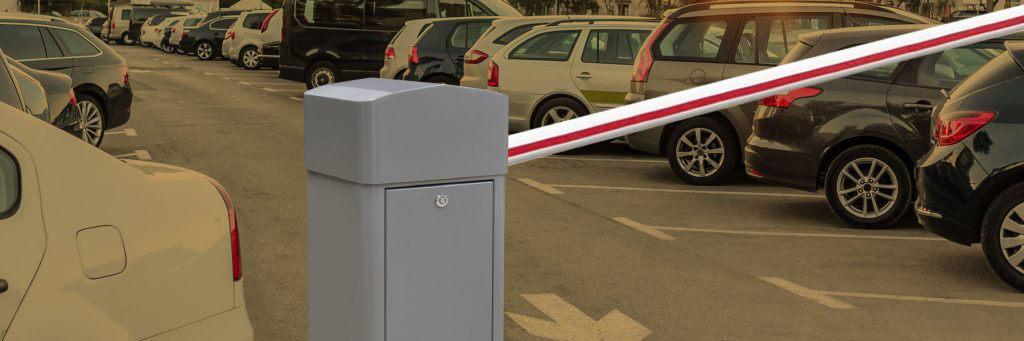 Barrières automatiques parkings
