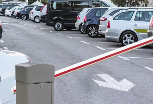 bornes gestion de parking