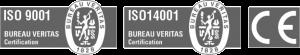 Certifications de nos solutions
