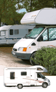 Stationnement camping-cars