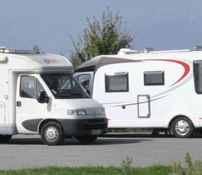 Réervation d'emplacement de camping cars